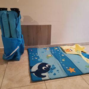 Chicco Open Box SEA BLUE