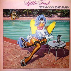 Little Feat–Down On The Farm. Δίσκος Βινυλίου 1980 ( Blues Rock, Southern Rock )