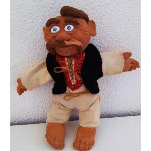 Βλάχος Vintage Κούκλα Κεραμική