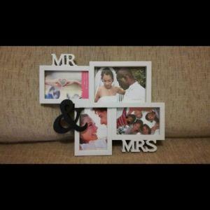 Κάδρο γαμήλιων φωτογραφιών