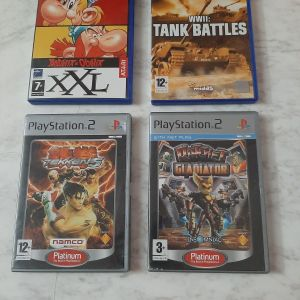 Sony playstation 2 games ( PS2 )