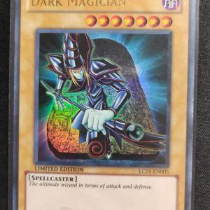 Dark Magician Ultra Rare Limited Edition