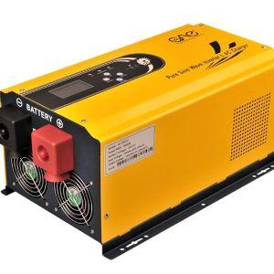 Inverter καθαρου ημιτονου GI-5000VA-24V/230V