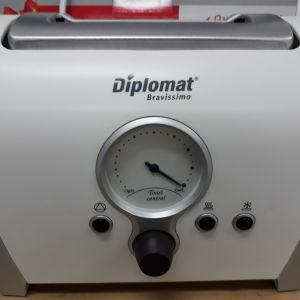 Πωλειται φρυγανιερα 800Watt Diplomat Quality of Life DPL T 333