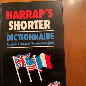 HARRAPS SHORTER DICTIONARY