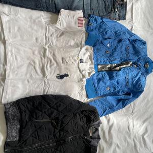 Σετ αφοριστικά ρούχα 110-116 κ 122 H&M zara Ralph