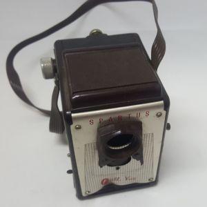 Παλιά φωτογραφική μηχανή Spartus - Αντίκα