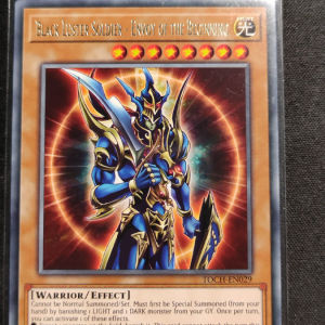 Black Luster Soldier Envoy of the Beginning Rare