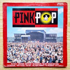ROCK - NEW WAVE - POP συλλογη PINK POP  -  2πλος δισκος βινυλιου
