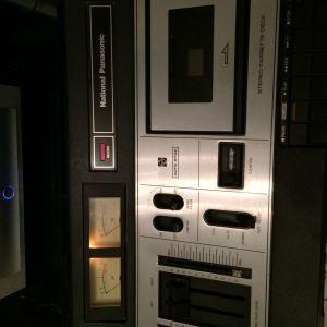 Πωλείται το ΚΑΣΣΕΤΟΦΩΝΟ  deck national Panasonic RS-600us