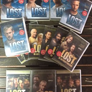 LOST Season 1/2/3 dvd γνήσια , προσφορα ! 11