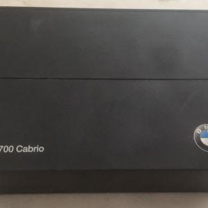 BMW 700 Cabrio  (Ειδική έκδοση) Models