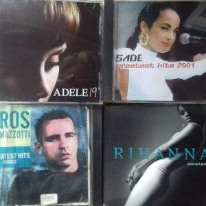 cd ποπ μουσικής