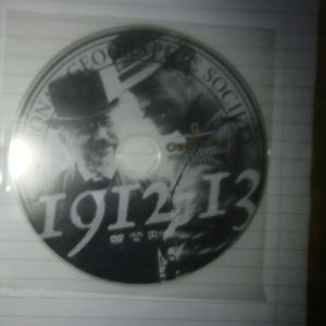 DVD NATIONAL GEOGRAPHIC 1912-1913 ΙΣΤΟΡΙΚΕΣ ΣΤΙΓΜΕΣ