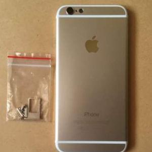 """New. Πίσω κάλυμμα μπαταρίας για IPhone 6 (4,7) /  Χρώμα """"Gold"""". Ολοκαίνουργιο."""