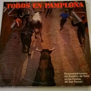 Vinyl, LP ( 1 ) -Toros En Pamplona