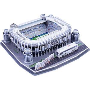 Τρισδιάστατο3D Puzzle Στάδιο Estadio Santiago Bernabeu