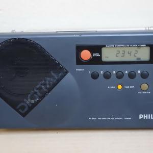 Ραδιόφωνο ψηφιακό φορητό Philips