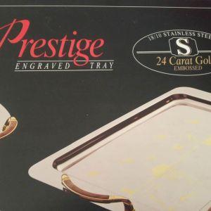 Prestige Engraved Tray