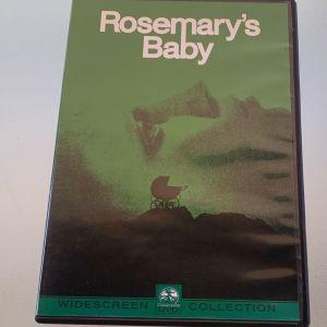Rosemary's baby αυθεντικό dvd