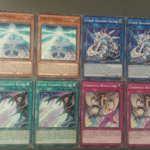 Cyber Dragon Support (LDS2) #1
