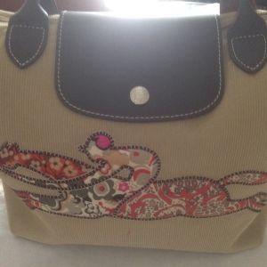 Επετειακή LONGCHAMP τσάντα.