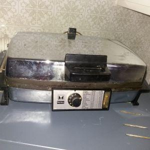 Vintage ψηστιέρα.