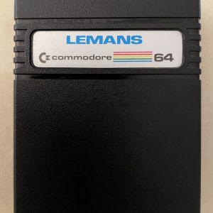 LEMANS Cartridge για Commodore 64