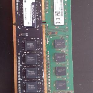 2 Στικάκια των 4GB DDR3 RAM