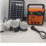 Μίνι ηλιακό σύστημα φωτισμού με ραδιόφωνο 3 λαμπες bluetooth φακο usb tf ιδανικό για κάμπινγκ