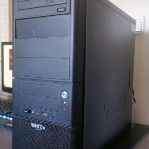 """υπολογιστης γραφειου + οθονη LG 17"""""""