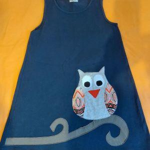 Παιδικό φόρεμα Simple Fashion, καλοκαιρινό, αμάνικο
