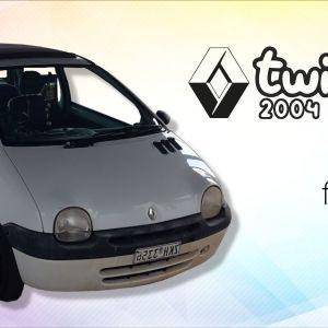 Renault Twingo '04 με Ηλιοροφή
