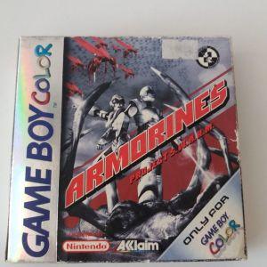 ARMORINES(GAME BOY COLOR)