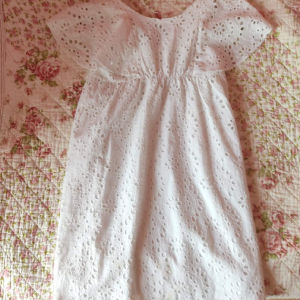Φόρεμα Zara λευκό
