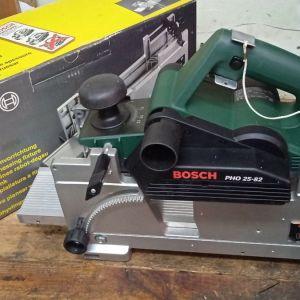 Σύνθεση πλάνη ξεχωνδρηστήρα Bosch PHO 25-82