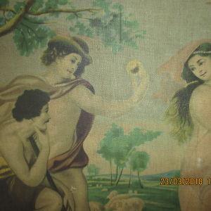 Πώληση δυο πίνακες ζωγραφικής συλλεκτικοί.
