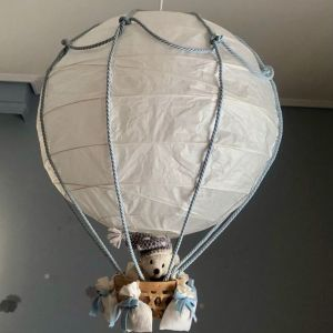 Παιδικό φωτιστικό αερόστατο