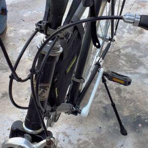 Φώτα ποδηλάτου led (σετ)