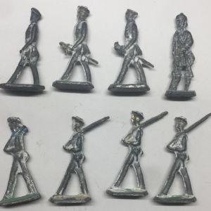 30 παλαιά μολυβένια στρατιωτάκια