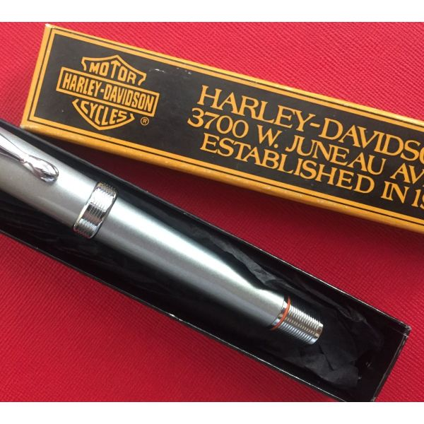 sillektiki pena (HD PLUME ACIER STEEL HD F.PEN ) HARLEY-DAVIDSON!