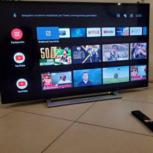 Toshiba 50UA3A63DG Android Tv 4K HDR