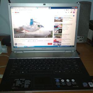 """Laptop Sony Vaio 15,4"""""""