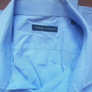 0xford company πουκάμισο