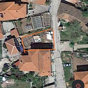 Πωλείται οικόπεδο στην Όσσα Θεσσαλονίκης 261τ.μ