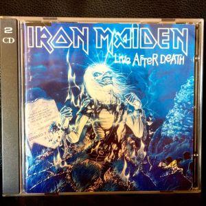 ΙRON MAIDEN - Live After Death 2CD 1995 Rare