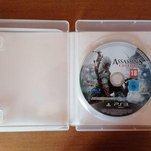 Assassin's Creed 3 PlayStation 3