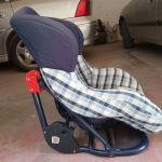 Καθισματάκι Αυτοκινήτου CHICCO (9-18kg)