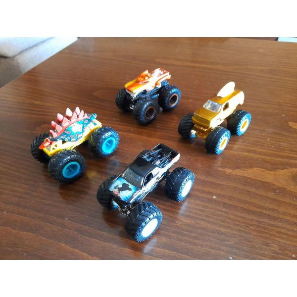 ochima Hot Wheels Monster Truck