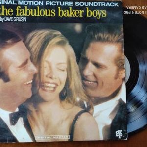 The fabulous baker boys soundtrack LP